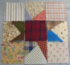Maverick Star.  Bonnie Hunter free patterns.