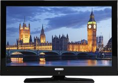 Digihome LCD32913HDDVD 32-inch Widescreen HD Ready LCD TV with Freeview and Built in DVD