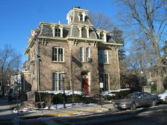 Lambertville, N. J. -  Esquire says it's one of the best small towns to visit.