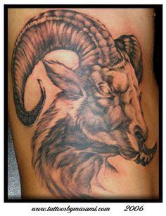 ram tattoo - Google Search Head Tattoos, Forearm Tattoos, Sleeve Tattoos, Wrist Tattoo, Aries Art, Aries Sign, Totem Pole Tattoo, Tattoo Goat, Aries Ram Tattoo