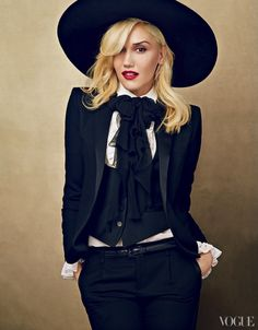 Gwen Stefani for Vogue