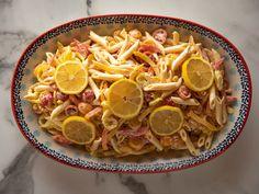 Sunshine Pasta Salad Best Pasta Recipes, Pasta Salad Recipes, Tofu Recipes, Vegetarian Recipes, Fresco, Food Network Recipes, Cooking Recipes, Pasta Salat, Al Dente