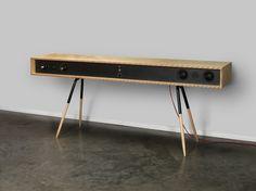Speaker Table - mikekimdesign