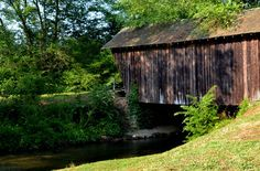 A few of the 20 covered bridges left in Georgia that would make a great day trip.