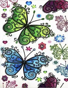 Everything about Butterfly Butterfly Wallpaper, Butterfly Flowers, Beautiful Butterflies, Butterfly Stencil, Cellphone Wallpaper, Iphone Wallpaper, Theme Nature, Butterfly Pictures, Doodle Art
