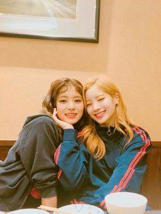Tzuyu e Dahyun - Twice #twice #kpop #tzuyu #dahyun