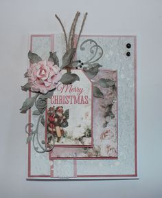 Silver Bells Christmas card 1