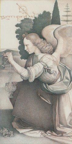Temperance - Da Vinci Tarot