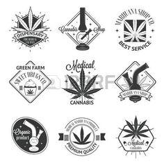38958868-jogo-de-logotipos-de-maconha-medicinal.-emblemas-de-maconha,-etiquetas-e-logótipos.jpg (450×450)
