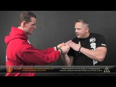 ▶ OPSGEAR® TACTICAL TIP: Getting Out of a Wrist Lock - YouTube