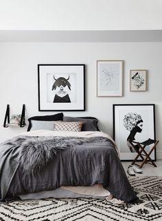 안녕하세요 :) 스푸니에요! 오늘은 헤드없는 침대 인테리어를 소개해드리려고해요. 침대를 살때 고민이 되...