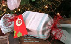 green diva, earth-friendly holiday gift wrapping ideas by GD Mizar
