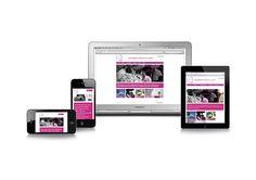 Campuur; PFO responsive website