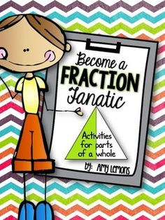 I don't know about you, but when we are learning about fractions I want my students to see them in a variety of ways.  We play games, make models, identify, and whatever else we need!  This unit has lots of fun ways to learn about fractions that will help engage your students!