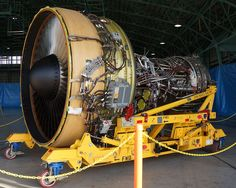 The General Electric CF6 is a family of high-bypass turbofan engines produced by GE Aviation. Based on the TF39, the first high-power high-bypass jet engine, the CF6 powers a wide variety of civilian airliners. The basic engine core also powers the LM2500, LM5000, and LM6000 marine and power generation turboshafts.
