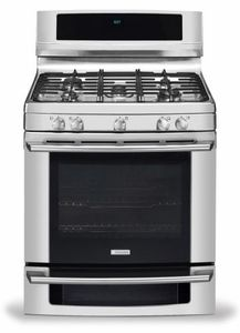 """EW3LGF65GS Electrolux 30"""" Liquid Propane Gas Freestanding Range with Wave-Touch Controls - Stainless Steel"""