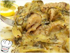 ΜΑΝΙΤΑΡΙΑ ΦΡΙΚΑΣΕ!!! - Νόστιμες συνταγές της Γωγώς!