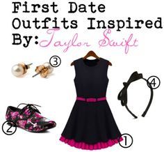 GirlsLife.com - First date outfits inspired by Taylor Swift