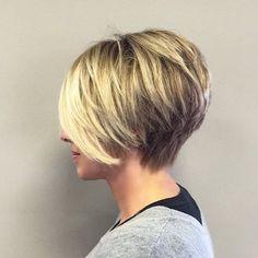 "78 Likes, 5 Comments - Renee Marie (@reneemstylist) on Instagram: ""#hair #haircut #saloncoccole #highlights #haircolor #pixie #pixiecut #shorthair #shorthaircut…"""