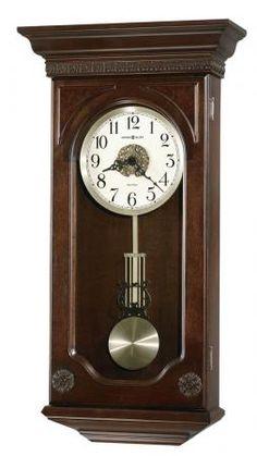 Craftsman Wall Clocks, Chiming Wall Clocks, Howard Miller Wall Clock, Decoupage, Pendulum Wall Clock, Clocks For Sale, Mantel Clocks, Antique Clocks, Antique Brass