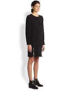 Stella McCartney - Alexia Zipper Dress - Saks.com
