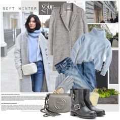 """""""soft winter..."""" by marybloom on Polyvore"""