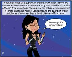Comics Everybody: The History of Donna Troy Explained - ComicsAlliance | Comic book culture, news, humor, commentary, and reviews