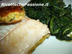 #Merluzzo in #Crosta di #Spinaci #Food #Cucina #Calabria #Italianfood  #Easycooking #Goodfood