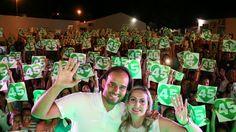 Santa Filomena Atual: Ricardo Ramos e Gildevânia Melo contam com apoio m...
