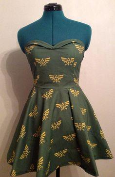 Zelda wedding theme on pinterest zelda legends and the for Legend of zelda wedding dress