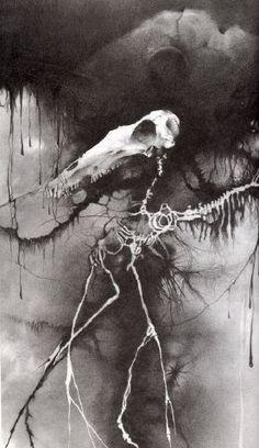 Stephen Gammell - a favourite artist
