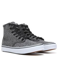 18027c18f9 Hang out at the mall or skate park in the Camden High Top Sneaker from Vans.