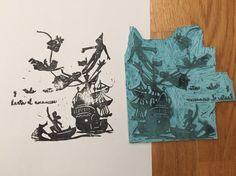 Peter Pan #carvado #carvadodesellos #stamp #stampbooking #manualidad #rubber #rubberstamp #peterpan #disney