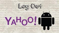 How to logout Yahoo Mail on Android #video #youtube #howtocreator #android #email #app #tips #tricks #free #yahoomail #ymail