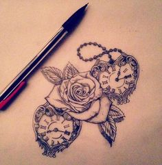 – tattoos_and_pencils - Parenting Mommy Tattoos, Girl Thigh Tattoos, Mother Tattoos, Old Tattoos, Trendy Tattoos, Body Art Tattoos, Sleeve Tattoos, Tattoo Girls, Tattoo For Son
