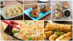 Chinese food on Christmas: it just goes together like peanut butter and jelly. Like matzah balls and chicken soup. And this year Christmas and Hanukka . Asian Appetizers, Appetizer Dishes, Appetizer Recipes, Veggie Tots Recipe, Hanukkah Food, Hanukkah Recipes, Chicken Spring Rolls, Asian Recipes, Ethnic Recipes
