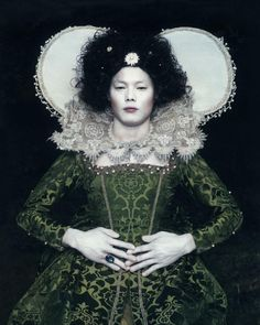 selfportraitsofcolor: Chan-Hyo Bae Existing in... - People of Color in European Art History