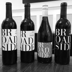 Broadside Wines #wine #pasorobles