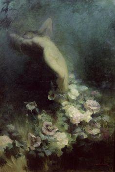 Les fleurs du sommeil - Achille Theodore Cesbron