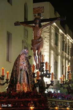 Expiracion. Parroquia de San Pablo.Semana Santa Cordoba.