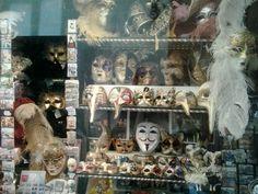 Maschere #Venezia #Italy