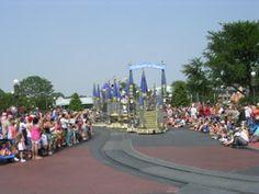 Desfiles nos Parques de Orlando