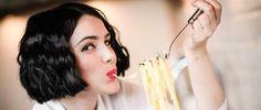 Sara La Fountain Fox Tv, Long Dark Hair, Bangs, Afro, Fountain, Hair Cuts, Fashion, Fringes, Haircuts