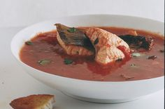 Umbrian Fish Soup / Photo by Romulo Yanes
