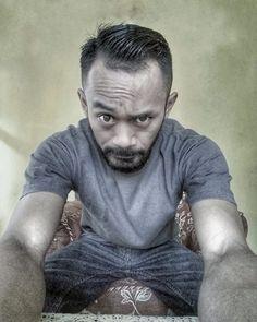 "74 Suka, 11 Komentar - Deni Supriadi (@denisrangerhitam) di Instagram: ""my beard is my business. . . . . . . . . . . 👳🎅🐻"""