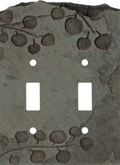 ASPEN PETRA Switch Plates, Outlet Covers & Rocker Switchplates