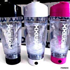 The original vorex mixer #pink #white and #black shaker bottle evolved