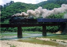 Japan - Steam Locomotive C571 Yamaguchi 09.10.2014 13-41-28