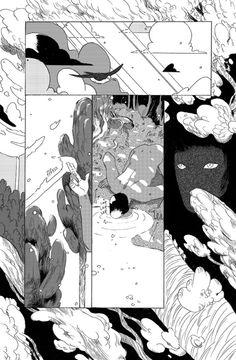 blackblobyellowcone: 01 02 03 04 05 pg Pre-order issue 1 now! Art Et Illustration, Character Illustration, Art Inspo, Bd Art, Comic Layout, Graphic Novel Art, Art Manga, Arte Sketchbook, Bd Comics