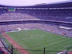 Estadio Azteca, Mexico City